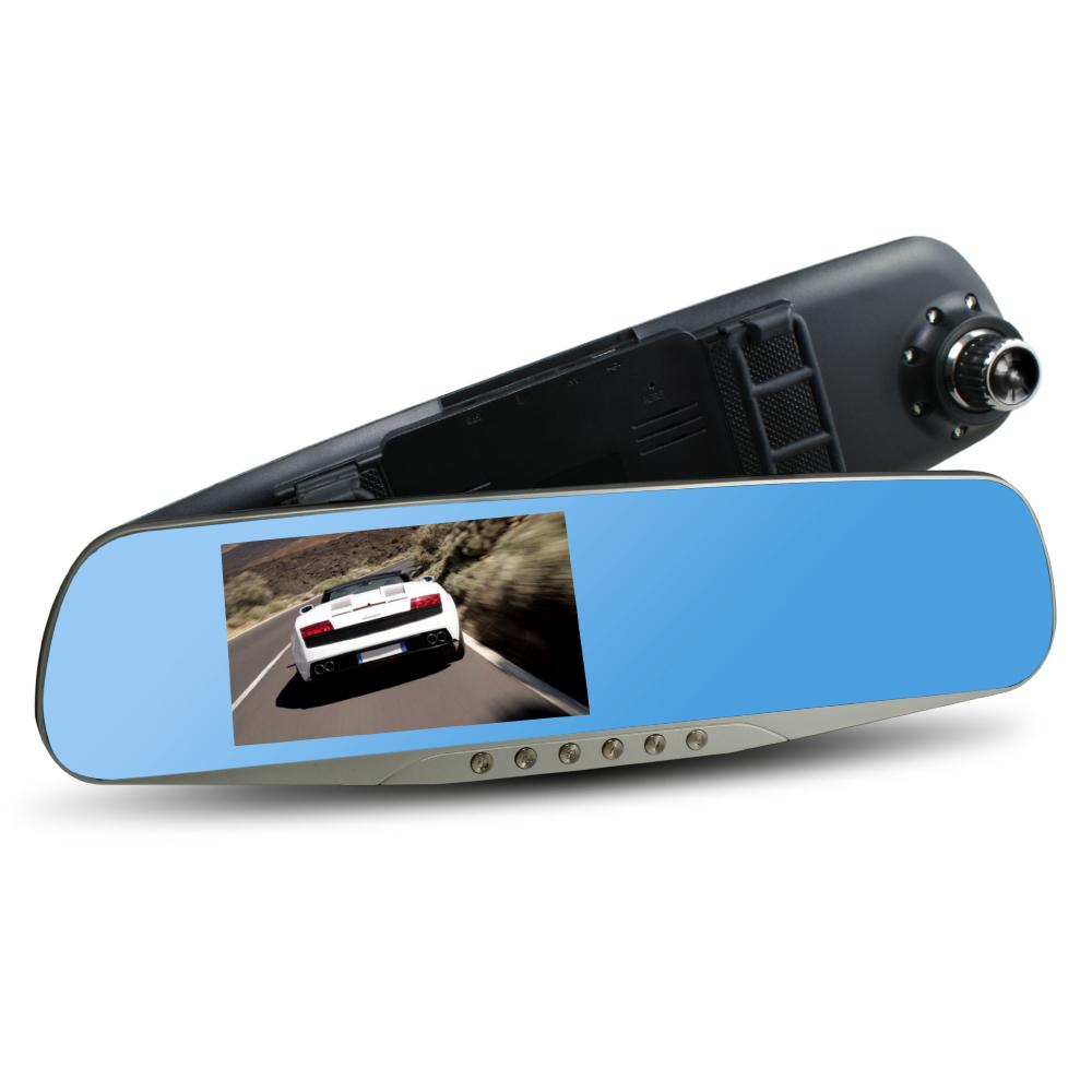 行走天下 RS073 1080P後視鏡高畫質行車記錄器