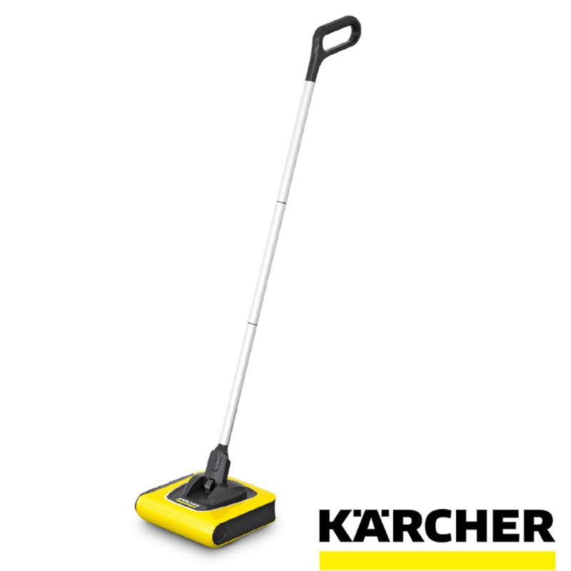 【德國凱馳Karcher】KB5 無線充電掃地機