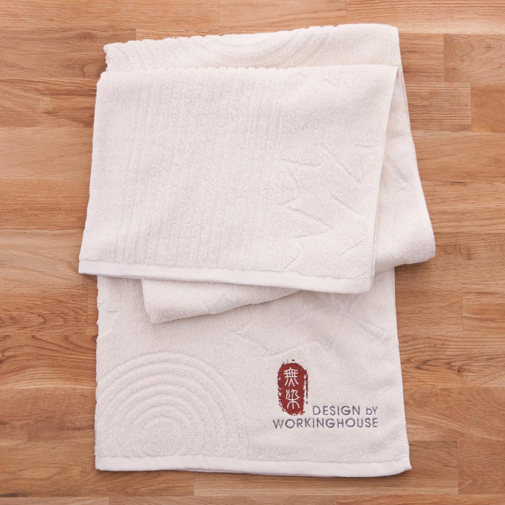 禪楓無染浴巾-生活工場
