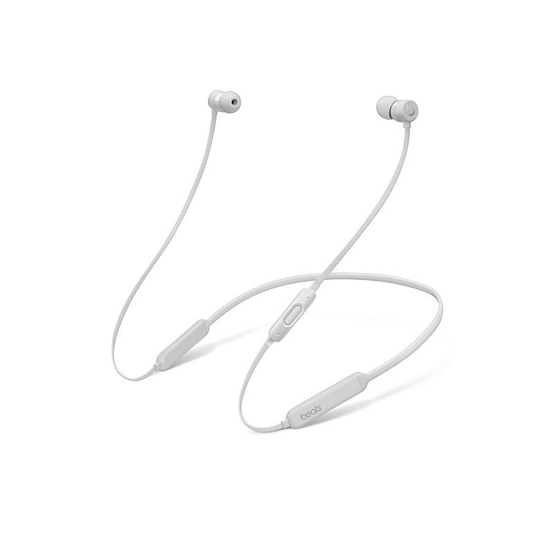 Beats X 耳道式 藍牙耳機 銀色