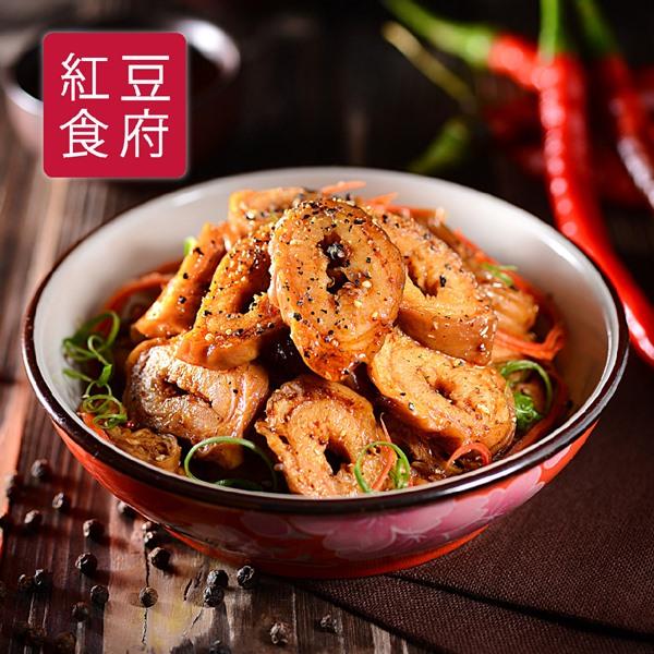 預購《紅豆食府SH》麻辣肥腸150g/盒 (共兩盒)