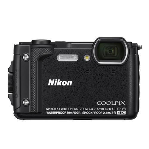 NIKON COOLPIX W300 - 黑色 送32G記憶卡+專用電池+專用座充+清潔組+螢幕貼+讀卡機+小腳架 公司貨