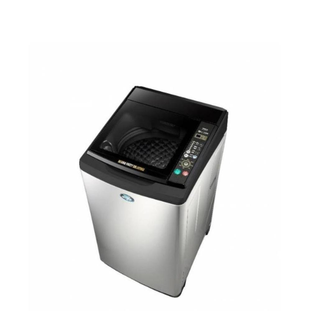 SANLUX台灣三洋13公斤防鏽殼洗衣機不鏽鋼色SW-13AS6A