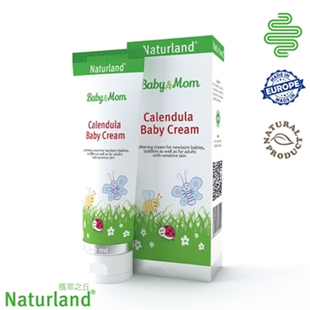 【Naturland植萃之丘】金盞花舒敏修復霜 100ml