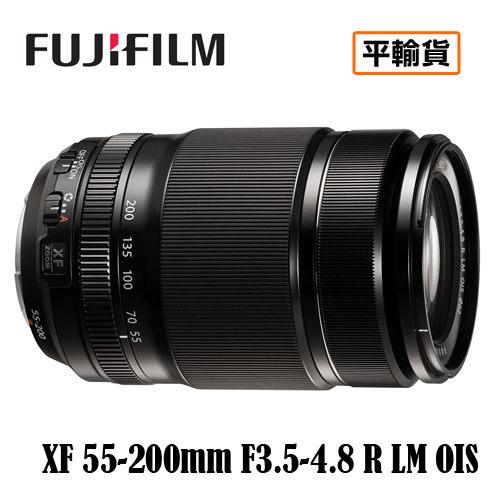 [送保護鏡清潔組]FUJI富士 XF 55-200mm F3.5-4.8R LM OIS 鏡頭 平行輸入 保固一年