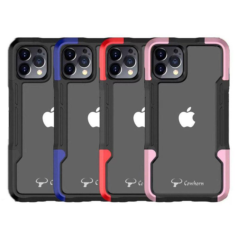 雙色甲蟲殼 Samsung Galaxy A42 雙色甲殻 保護殼 粉色