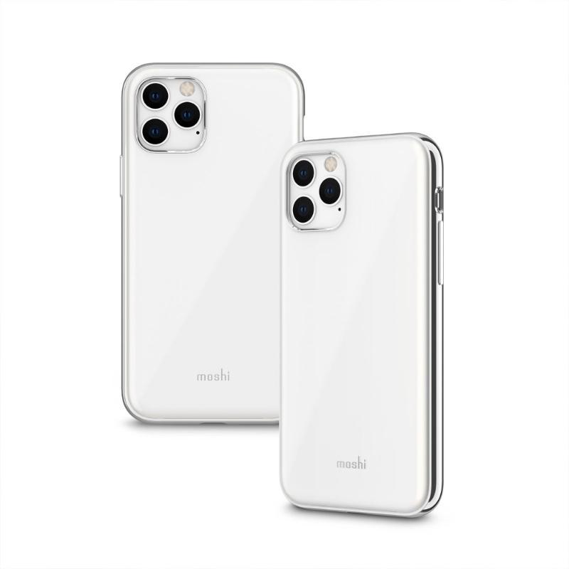 Moshi iGlaze 經典保護背殼iPhone 11 Pro 5.8 白