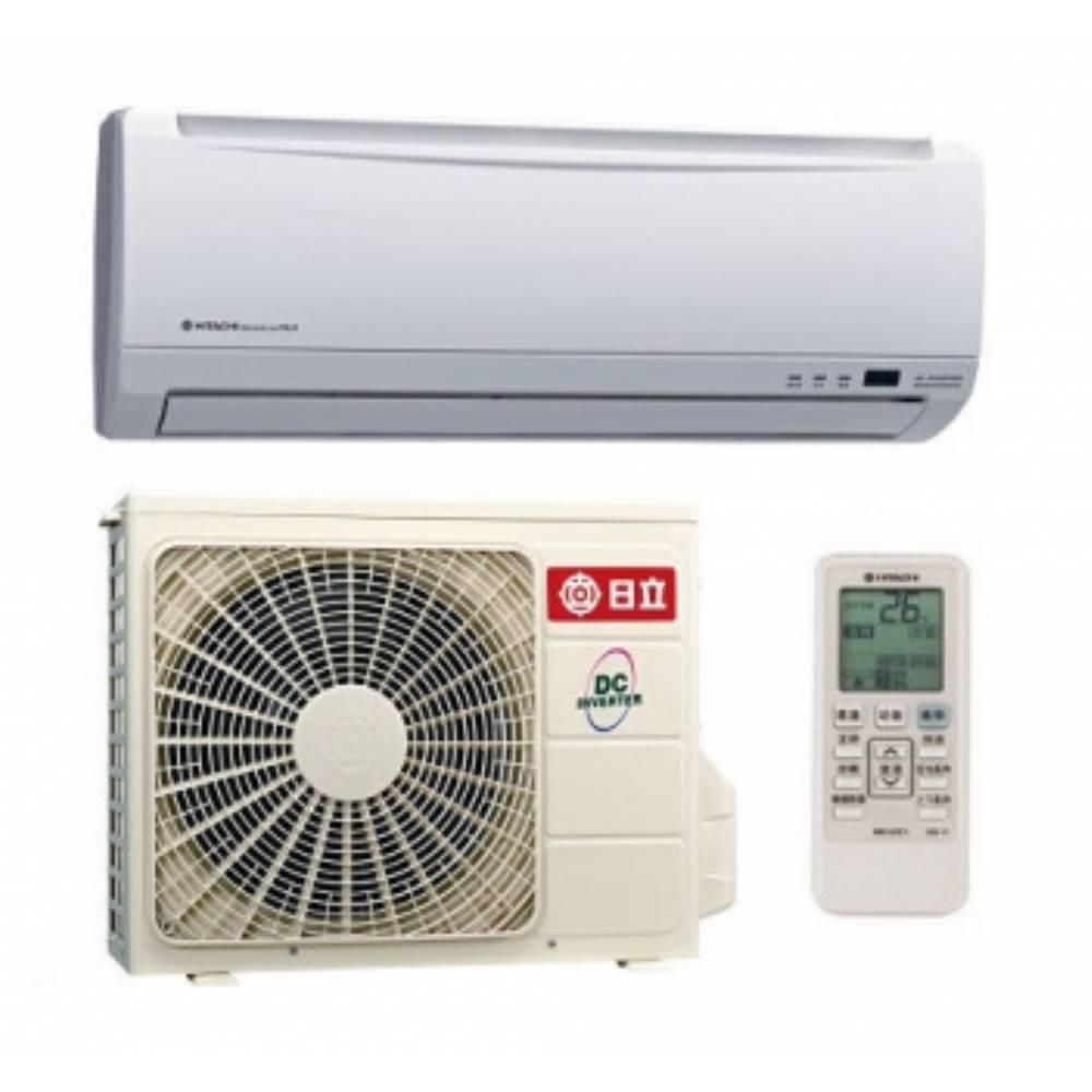 ★含標準安裝★【日立】變頻冷暖一對一分離式冷氣RAC-28YK1/RAS-28YK1《4坪》
