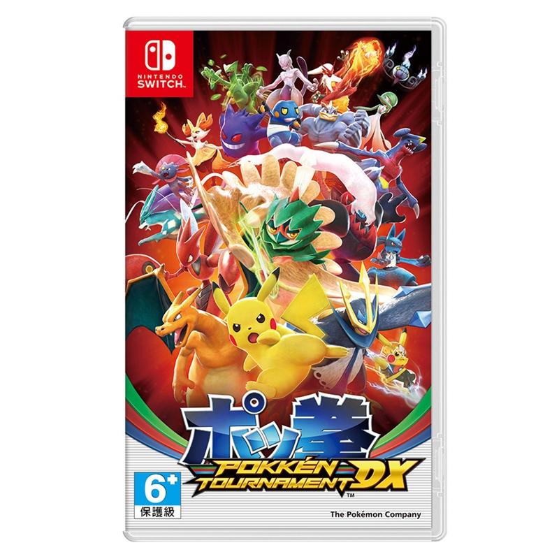 Nintendo Switch 寶可拳 DX_日文版
