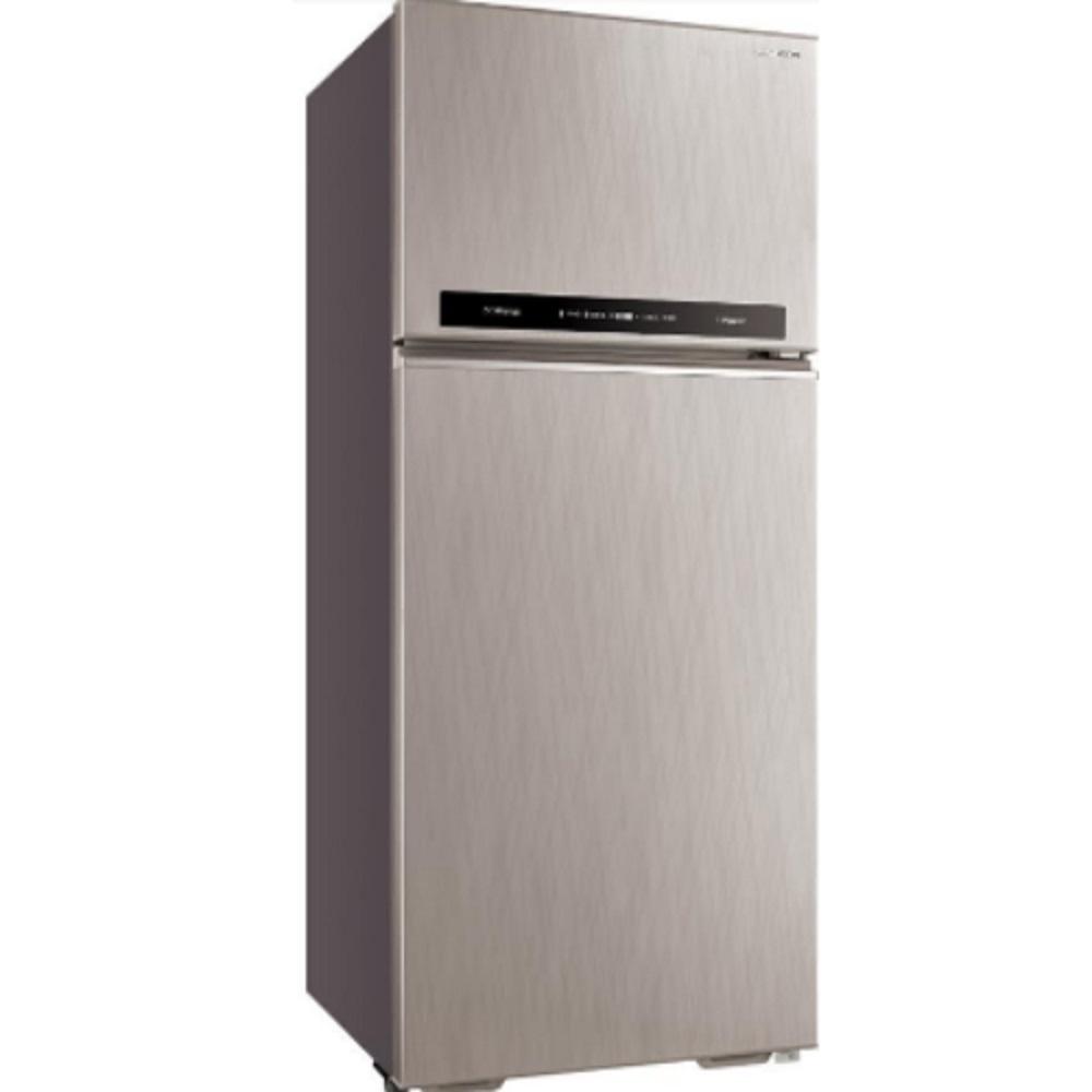 【台灣三洋SANLUX】480L 變頻2門鏡面電冰箱 SR-C480BV1A