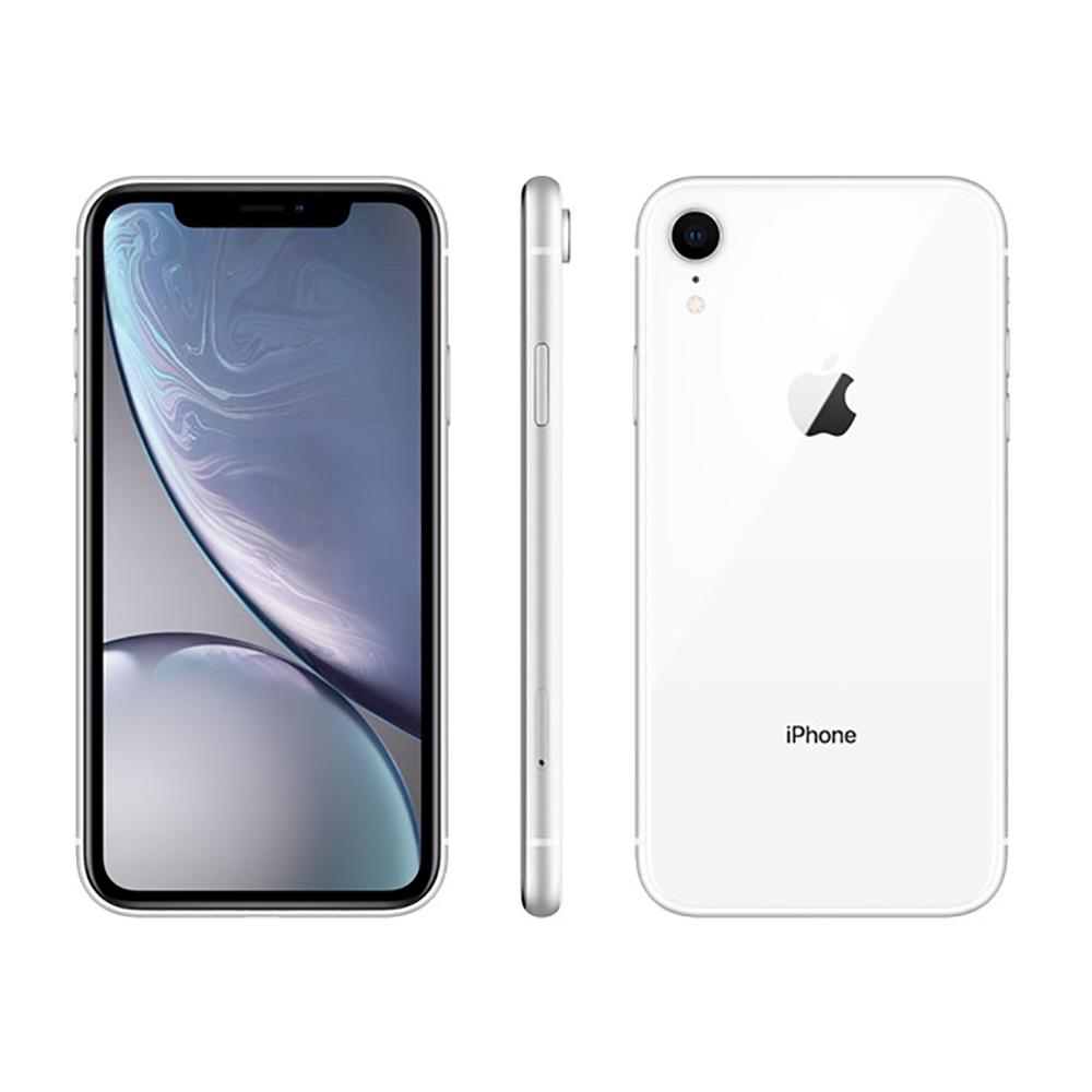 iPhone XR 128GB 白