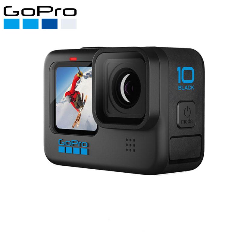 GoPro HERO10 Black全方位運動攝影機(公司貨) 首購禮 Gopro輕便後背包 (數量有限送完為止)