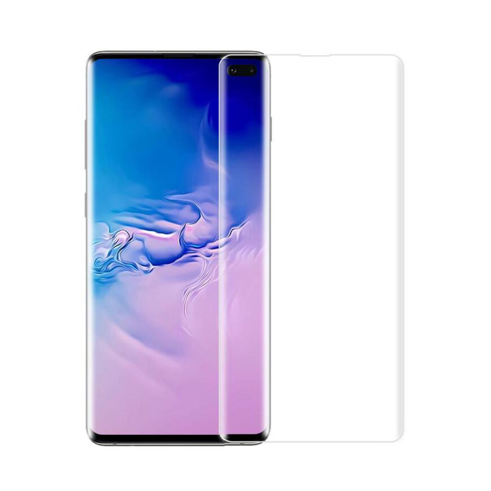 Cooyee SAMSUNG Galaxy S10+ 液態膠玻璃貼(含燈)