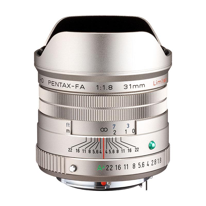 PENTAX HD FA 31mmF1.8 Limited_銀 (公司貨)