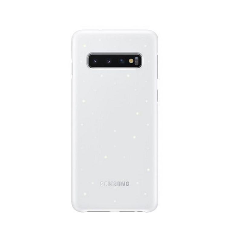 SAMSUNG Galaxy S10 LED智能背蓋 白