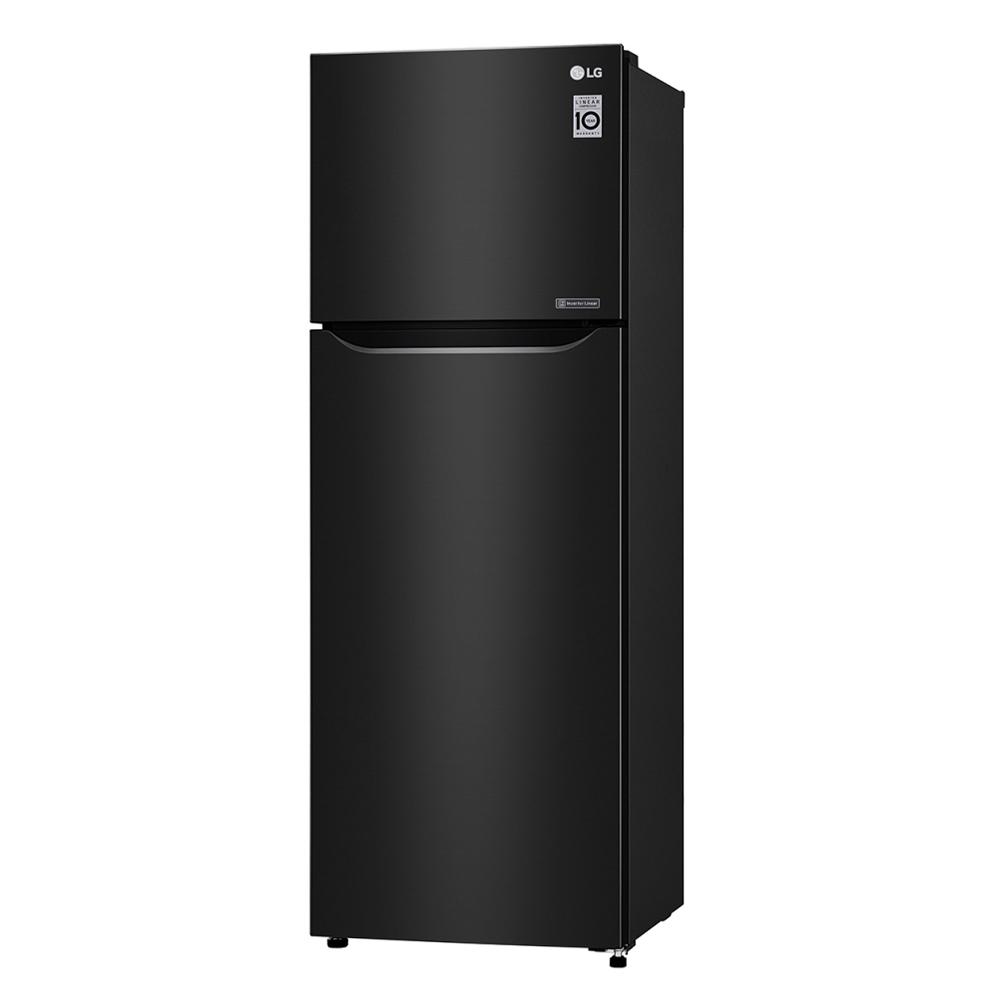 LG樂金 直驅變頻上下門冰箱 / 星夜黑 GN-L397BS