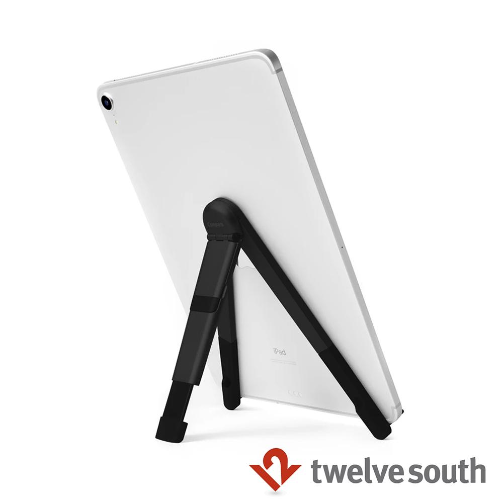 Twelve South Compass Pro iPad 折疊立架-黑