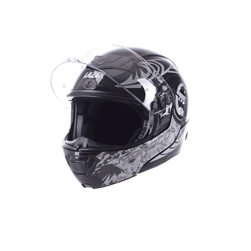 JARVISH X LAZER Monaco Evo S 智慧安全帽-沙漠之鷹 XXL