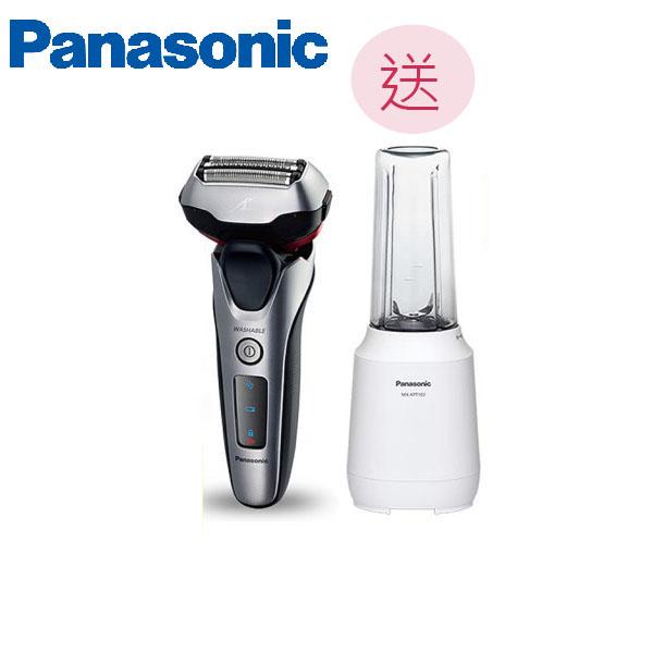 Panasonic 國際牌 ES-LT2A-SET 刮鬍刀果汁機禮盒組 刮鬍刀 日本製