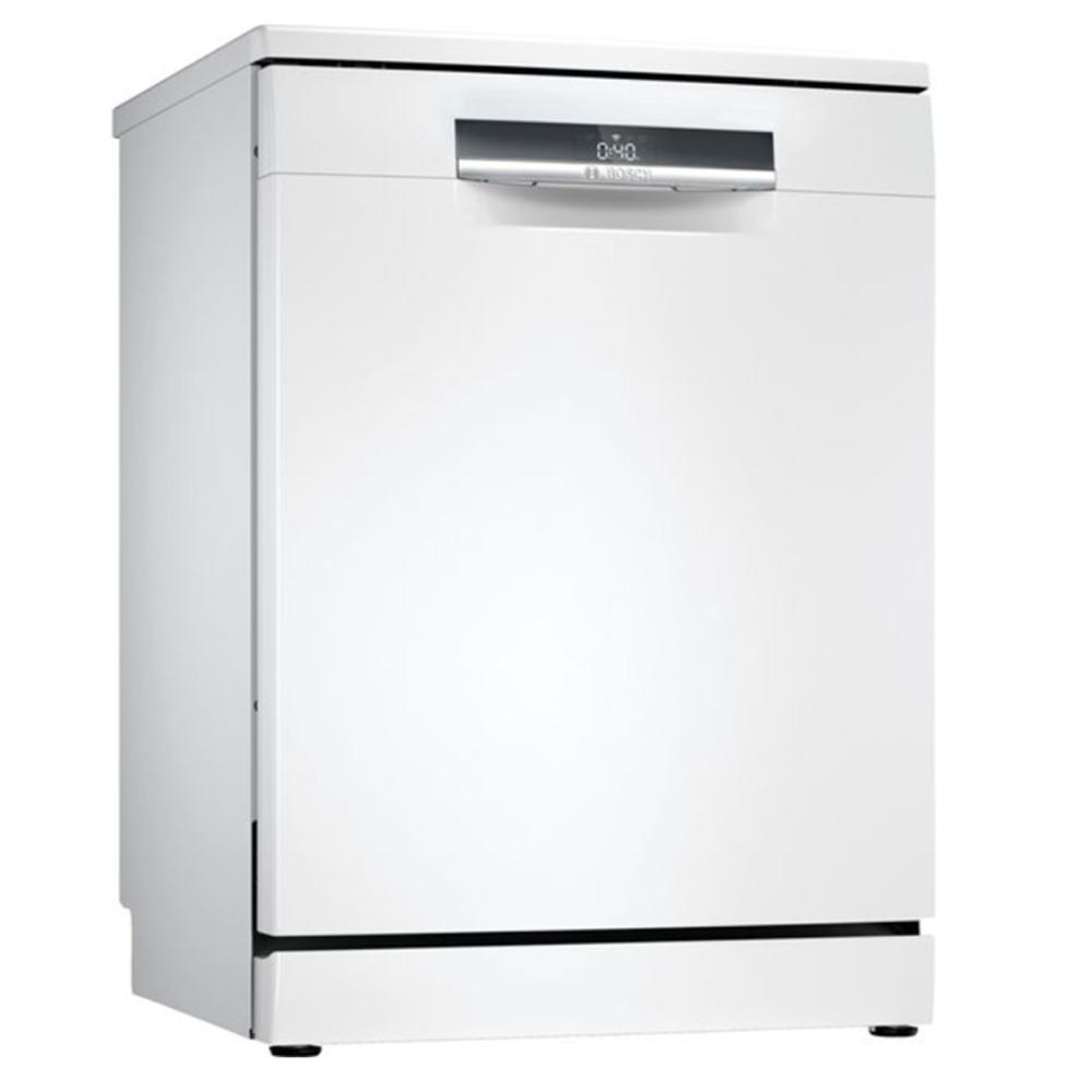 【BOSCH 博世】13人份 獨立式洗碗機 SMS6HAW10X (買就送吸塵器)