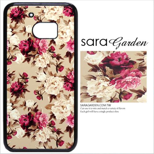 客製化 原創 Samsung 三星 Note5 手機殼 白硬殼 碎花玫瑰花