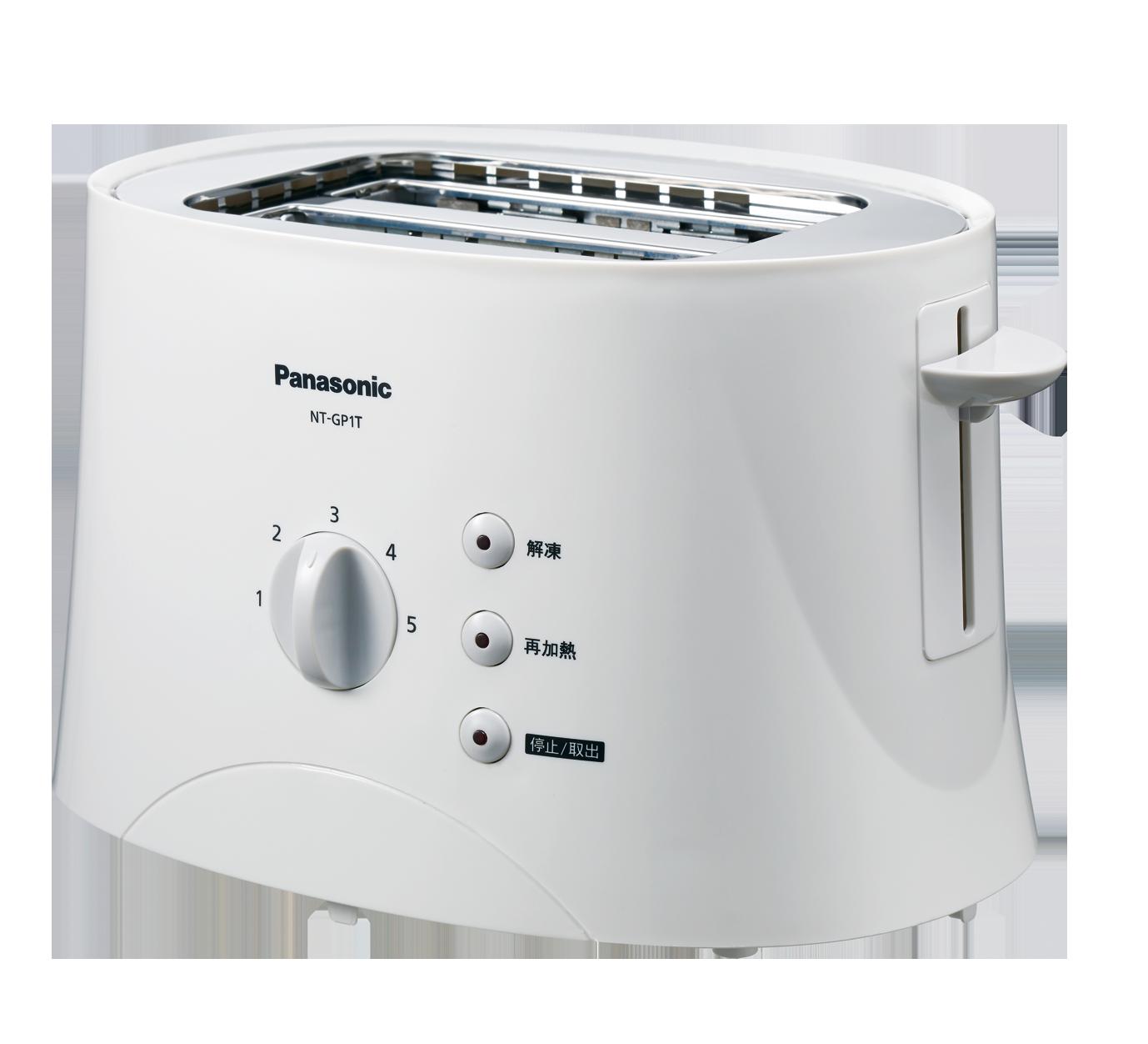 Panasonic NT-GP1T 五段調節烤麵包機