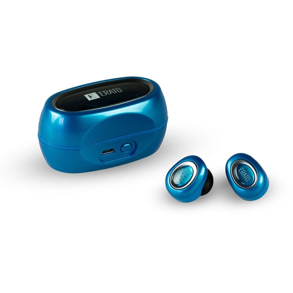 ERATO MUSE 5真無線3D立體聲藍牙耳機-冰湖藍