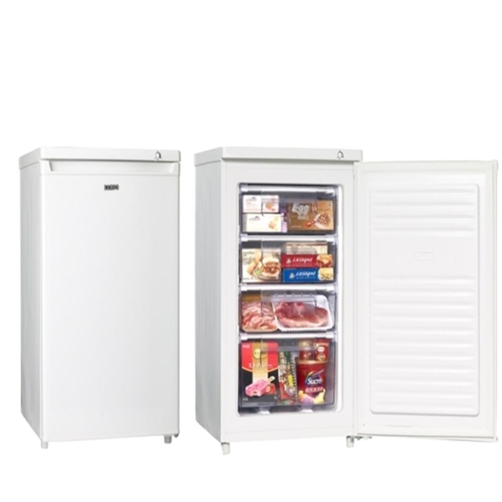 聲寶87公升直立式冷凍櫃SRF-90S