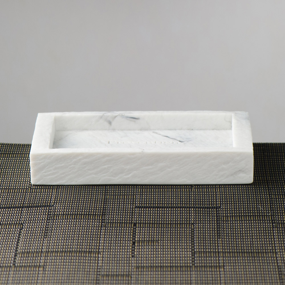 Marble石紋肥皂盤-生活工場