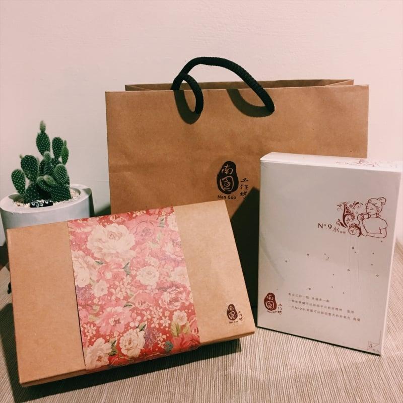 南國工作坊-過年送禮經典禮盒(含紙袋)