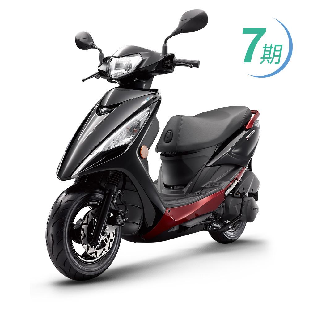 預購【KYMCO光陽】FAMOUS 新名流125 ABS版(七期) SJ25TJ(2020年新車)