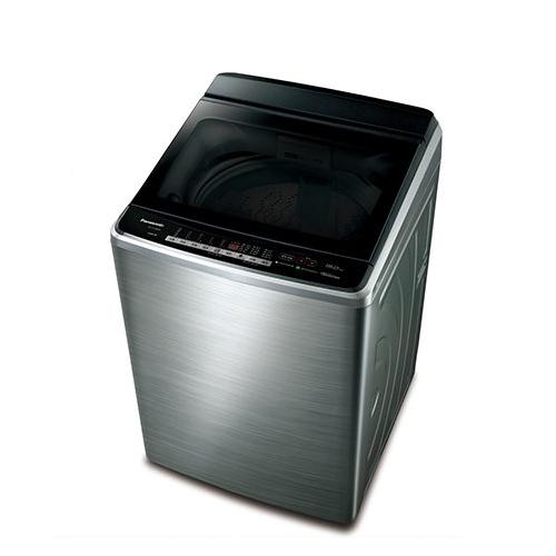 【Panasonic國際牌】17公斤 直立式 變頻洗衣機-S不銹鋼 NA-V170GBS-S