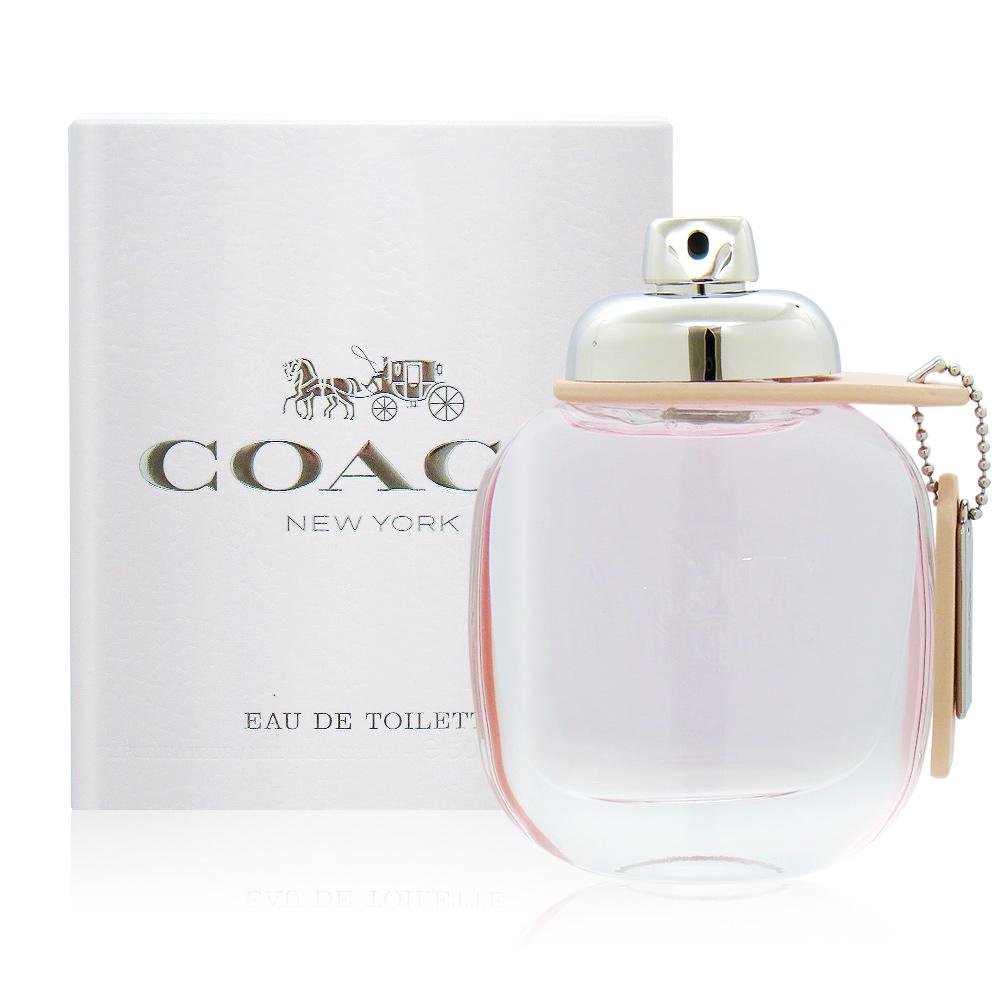COACH New York 時尚經典女性淡香水(50ml) EDT-國際航空版