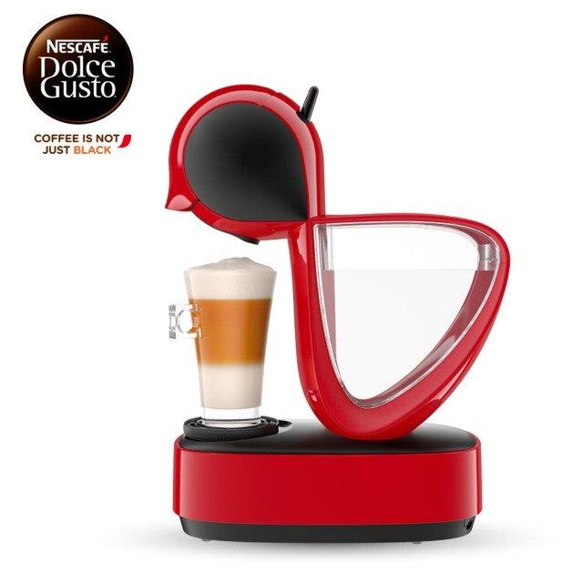 【雀巢 Nestle】雀巢咖啡 Dolce Gusto咖啡機Infinissima無限紅