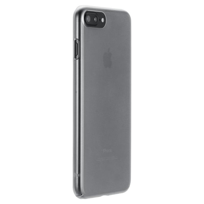 Just Mobile TENC 國王新衣保護殼iPhone8 Plus/iPhone7 Plus 霧白