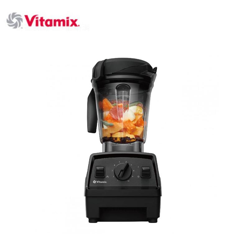 美國 Vitamix E320 探索者 全食物調理機 黑色