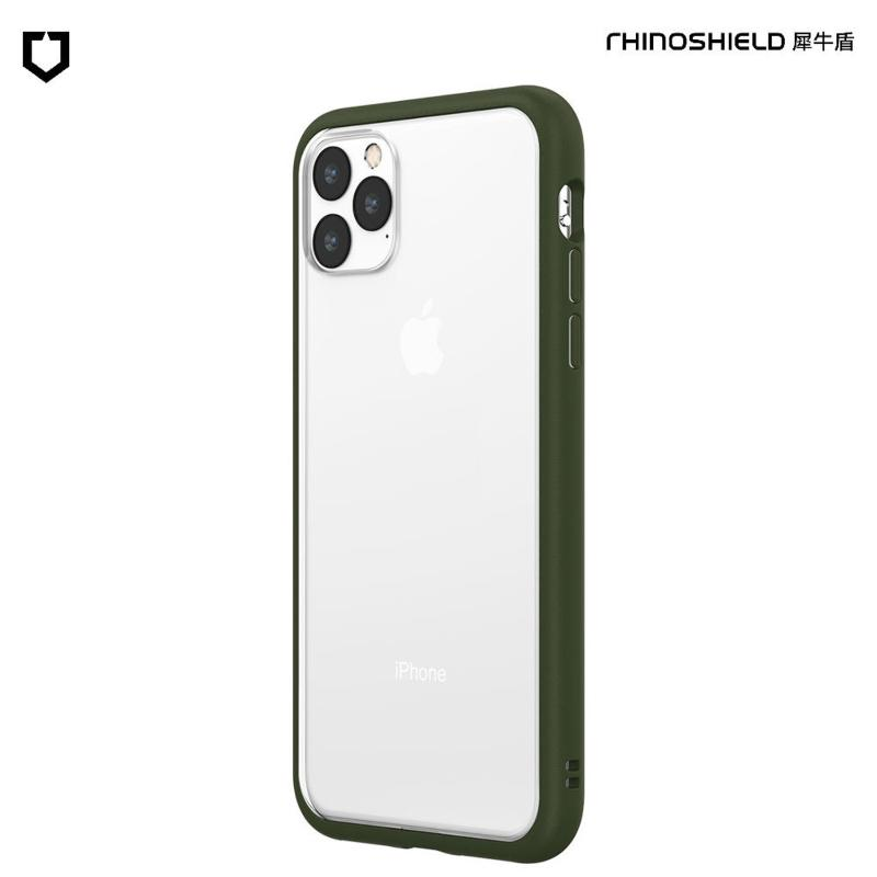 犀牛盾 MOD NX防摔背蓋手機殼 iPhone 11 Pro Max 6.5(2019) 軍綠