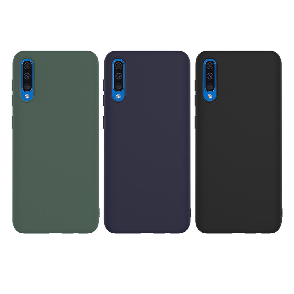 Imak SAMSUNG Galaxy A50/A30s/A50s 磨砂軟套(黑色)