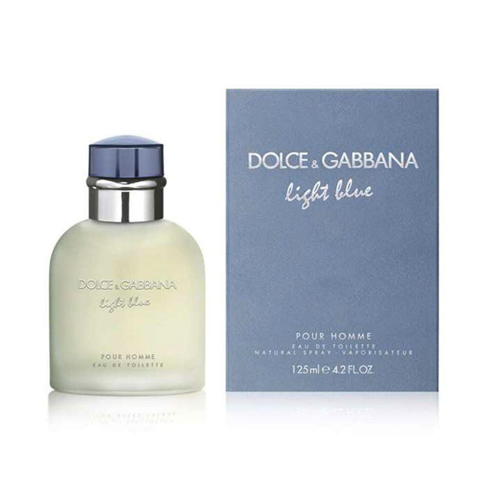 Dolce&Gabbana 淺藍男性淡香水125ml