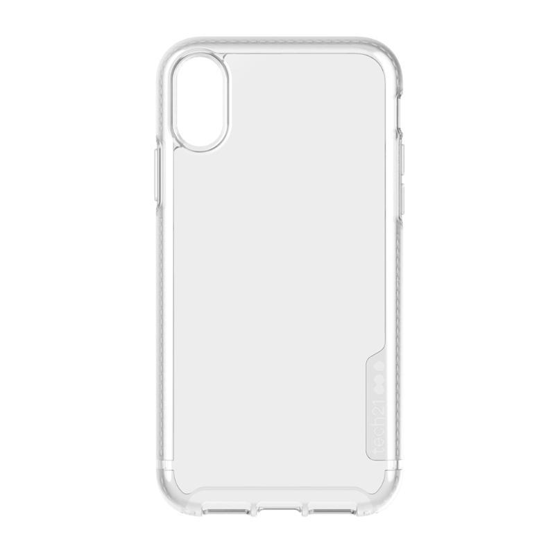 Tech 21抗衝擊PURE CLEAR防撞硬式保護殼 iPhoneXR 透明