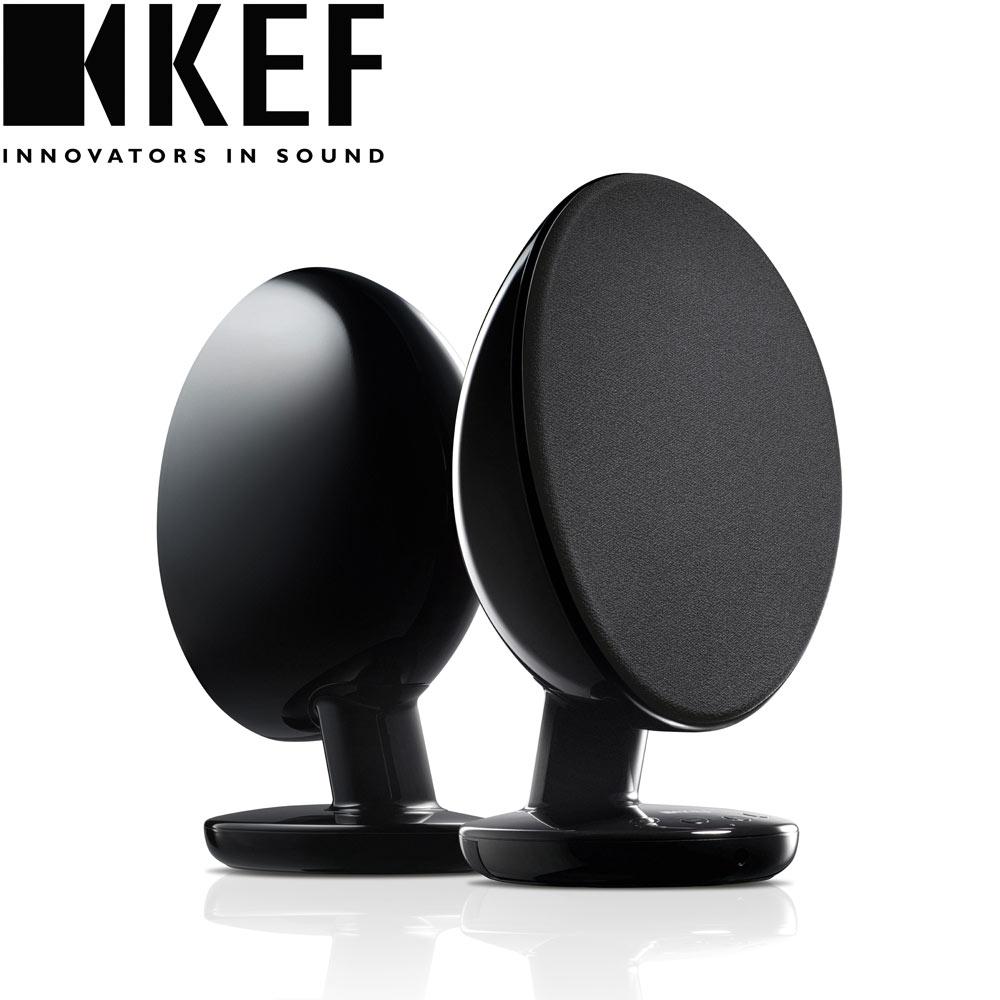 英國 KEF EGG藍牙無線喇叭 - 黑色