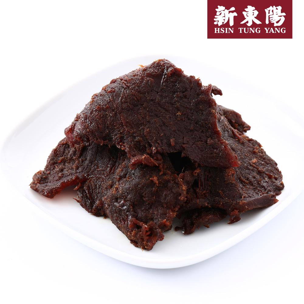 【新東陽】辣味果汁牛肉乾 (230g*2包),免運