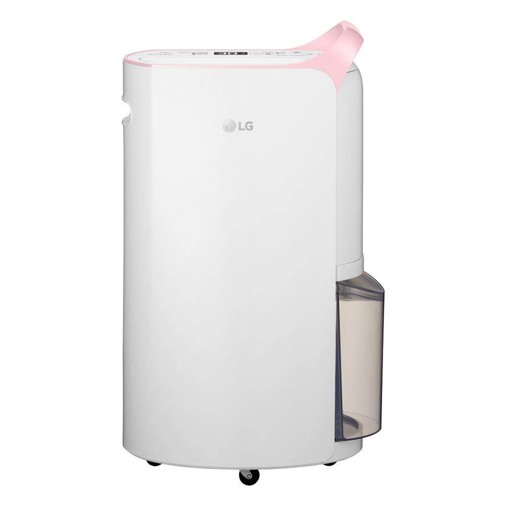 除濕機/LG MD171QPK1 PuriCare 17L變頻除濕機 粉紅