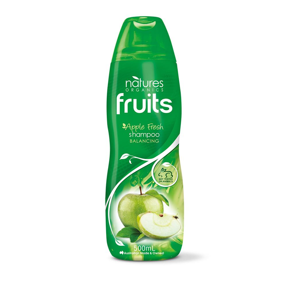 【澳洲Natures Organics】 植粹平衡調理洗髮精(綠)500mlx5入(即期出清)