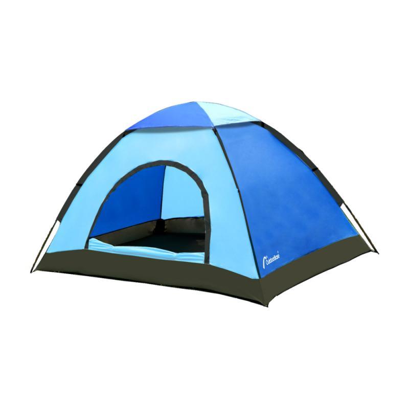 【OutdoorBase】星野快速六人帳篷