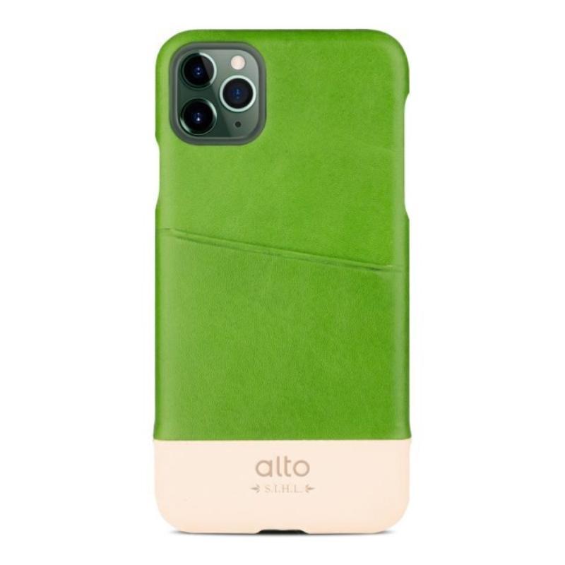 alto 背蓋 Metro iPhone11 ProMax 6.5 綠/本