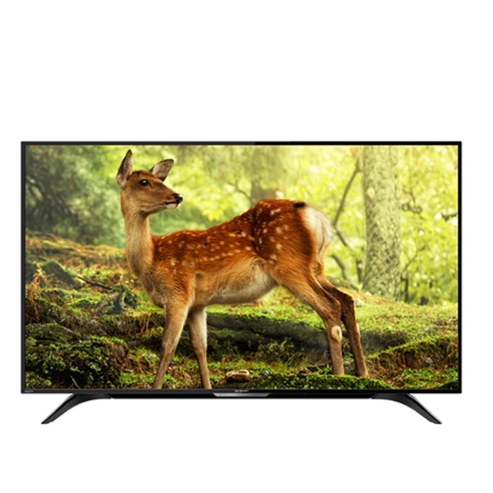 SHARP夏普50吋4K聯網電視4T-C50CK1X
