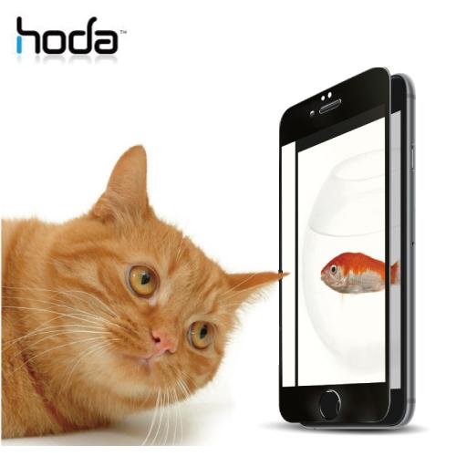 HODA HUAWEI 華為 P10 Plus 2.5D高透光滿版鋼化玻璃保護貼 0.33mm-白色