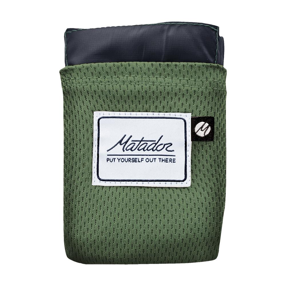 Matador Pocket Blanket 口袋型野餐墊-綠