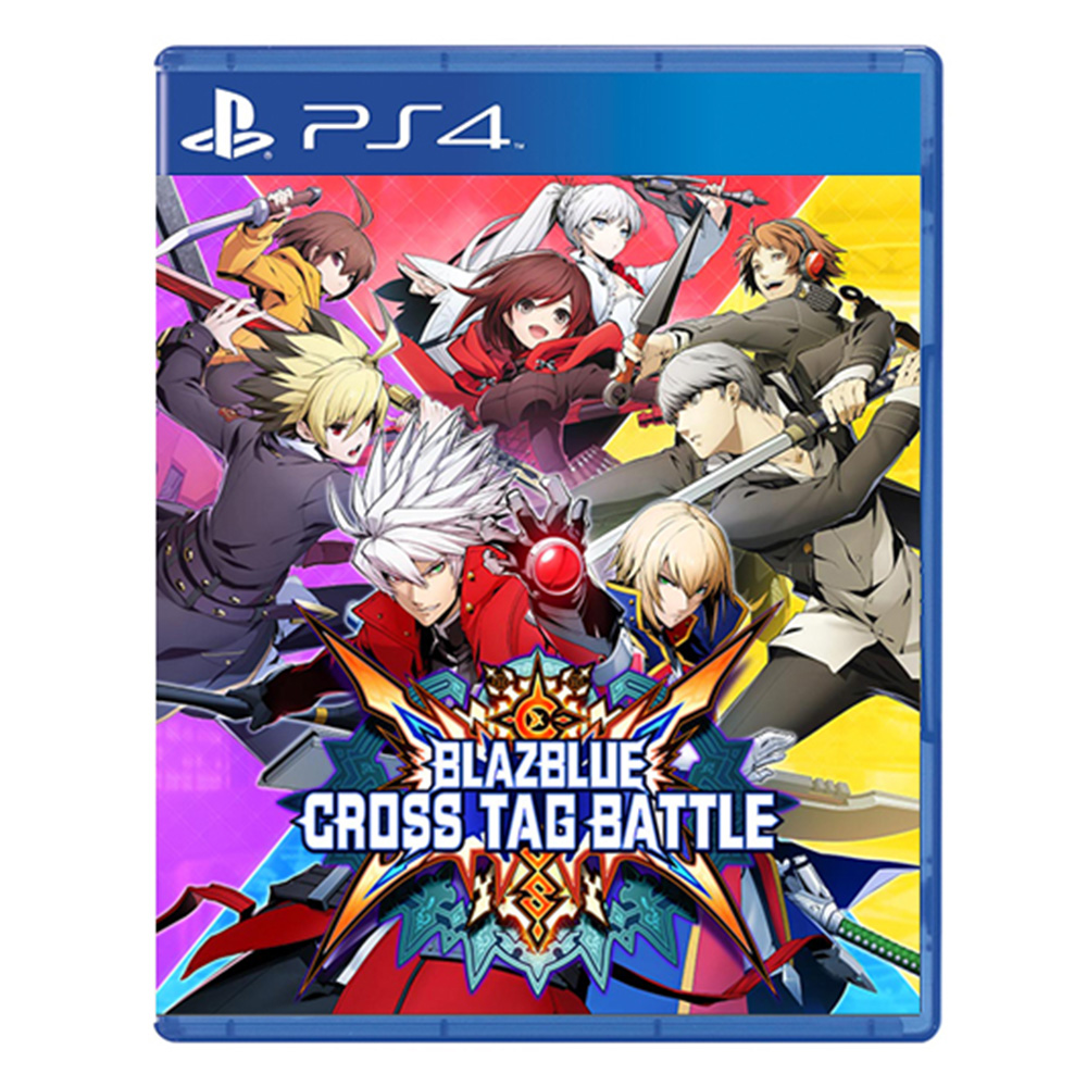 PS4 蒼翼默示錄 Cross Tag Battle_中文一般版